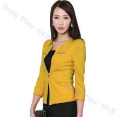 dong phuc vest nu 31 đồng phục vest nữ