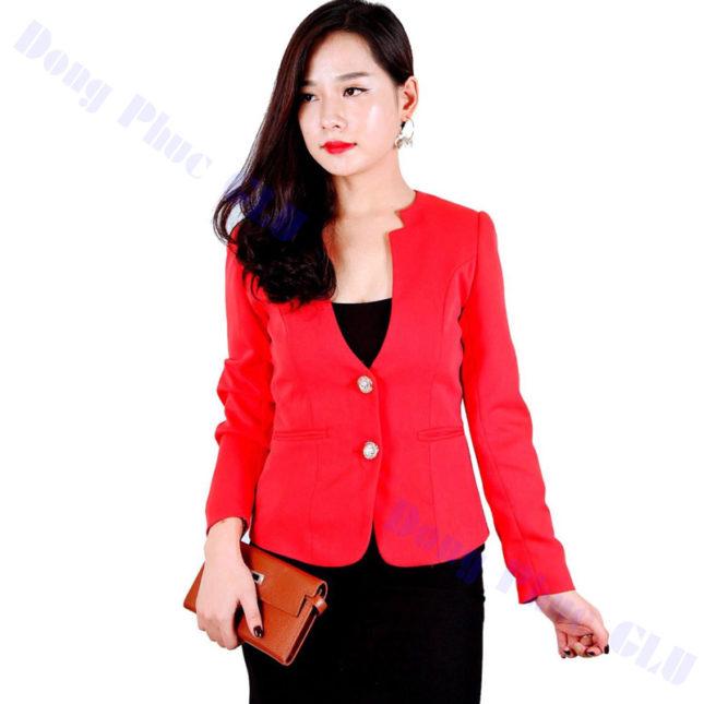 dong phuc vest nu 32 áo sơ mi nữ đồng phục công sở