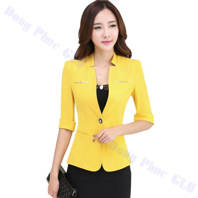 dong phuc vest nu 33 áo sơ mi nữ đồng phục công sở