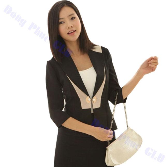 dong phuc vest nu 36 áo sơ mi nữ đồng phục công sở