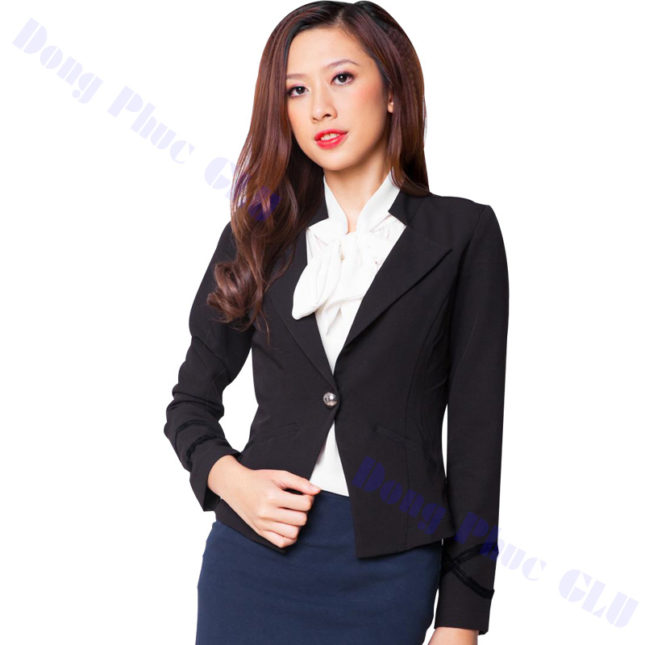 dong phuc vest nu 38 áo sơ mi nữ đồng phục công sở