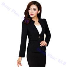 dong phuc vest nu 39 Đồng Phục Vest Nữ