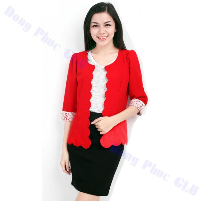 dong phuc vest nu 40 áo sơ mi nữ đồng phục công sở