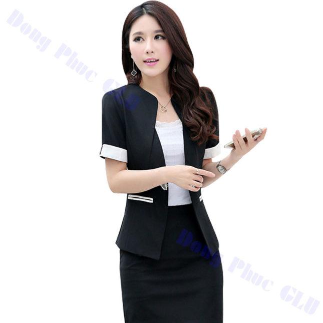 dong phuc vest nu 42 áo sơ mi nữ đồng phục công sở
