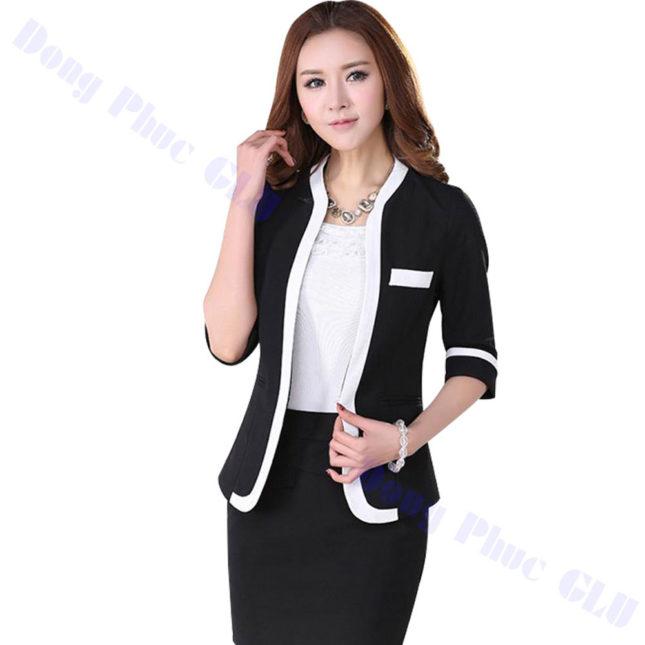 dong phuc vest nu 44 áo sơ mi nữ đồng phục công sở