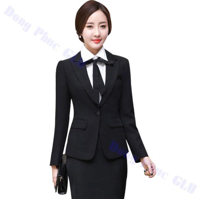dong phuc vest nu 47 áo sơ mi nữ đồng phục công sở