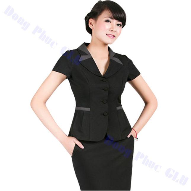 dong phuc vest nu 50 áo sơ mi nữ đồng phục công sở
