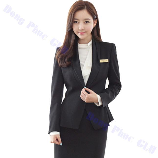 dong phuc vest nu 54 áo sơ mi nữ đồng phục công sở
