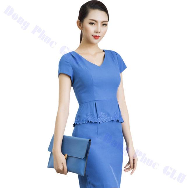 dong phuc vest nu 56 áo sơ mi nữ đồng phục công sở