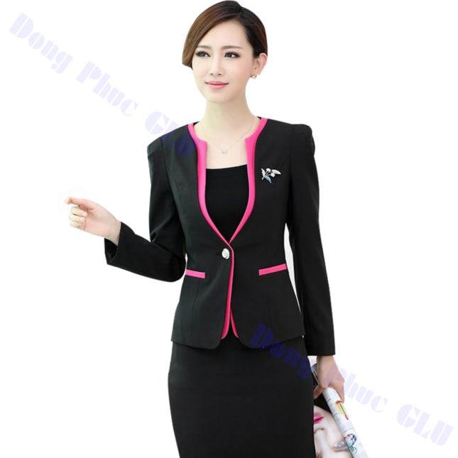 dong phuc vest nu 57 áo sơ mi nữ đồng phục công sở