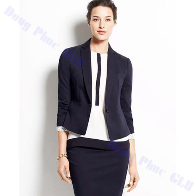 dong phuc vest nu 60 áo sơ mi nữ đồng phục công sở
