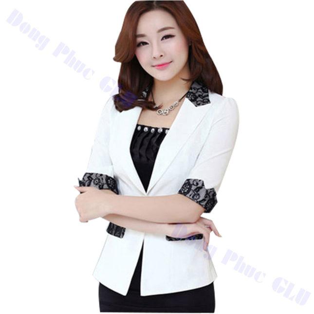 dong phuc vest nu 65 áo sơ mi nữ đồng phục công sở