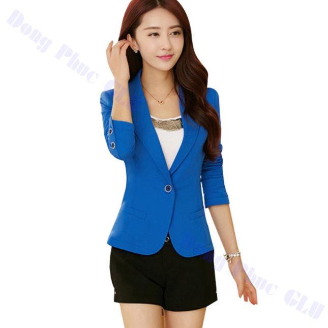 dong phuc vest nu 71 áo sơ mi nữ đồng phục công sở