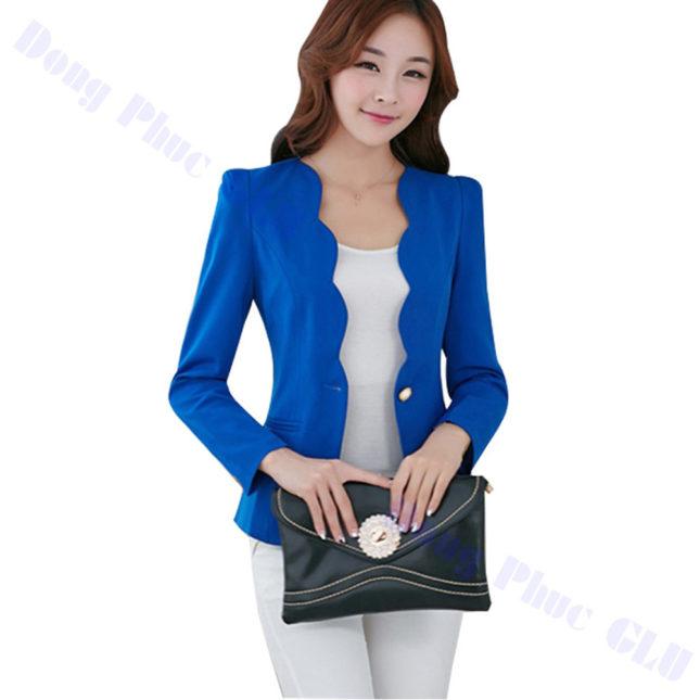 dong phuc vest nu 73 áo sơ mi nữ đồng phục công sở