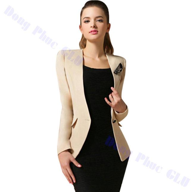 dong phuc vest nu 80 áo sơ mi nữ đồng phục công sở