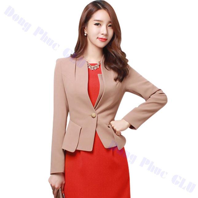 dong phuc vest nu 86 áo sơ mi nữ đồng phục công sở