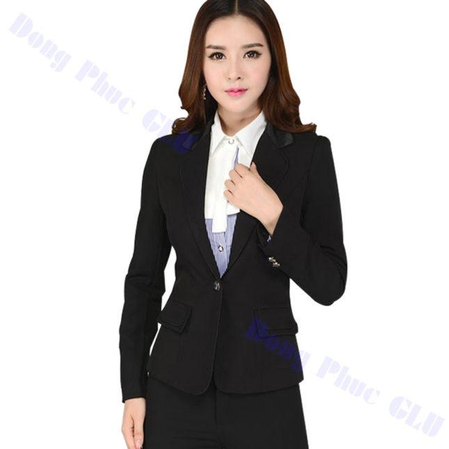 dong phuc vest nu 88 áo sơ mi nữ đồng phục công sở
