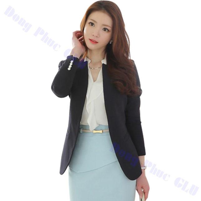 dong phuc vest nu 99 áo sơ mi nữ đồng phục công sở