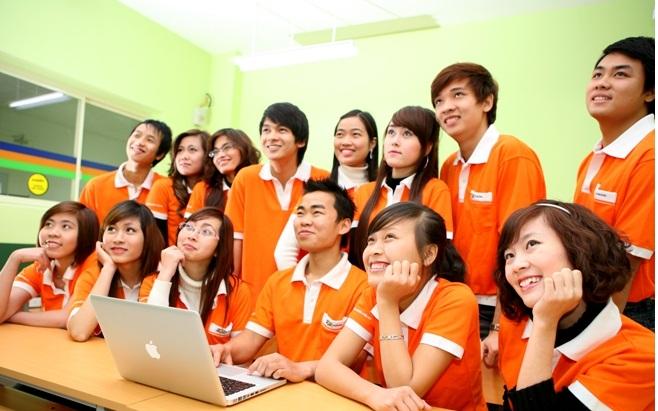 Áo thun đồng phục là loại đồng phục phổ biến nhất Việt Nam