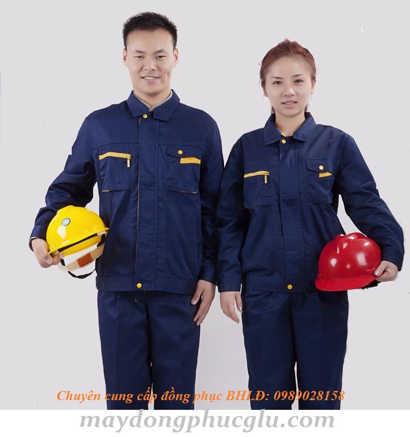 Đồng phục công nhân xây dựng