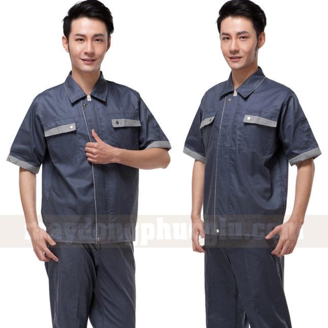 ng Phục Bảo Hộ BH03 đồng phục công nhân xây dựng