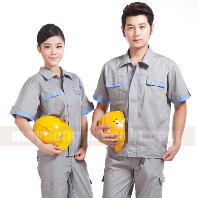 ng Phục Bảo Hộ BH08 đồng phục công nhân xây dựng