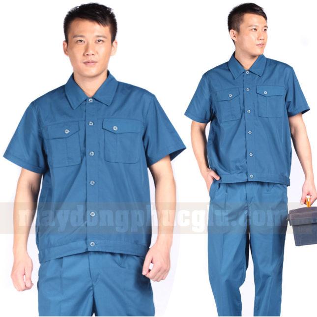 ng Phục Bảo Hộ BH22 đồng phục công nhân xây dựng