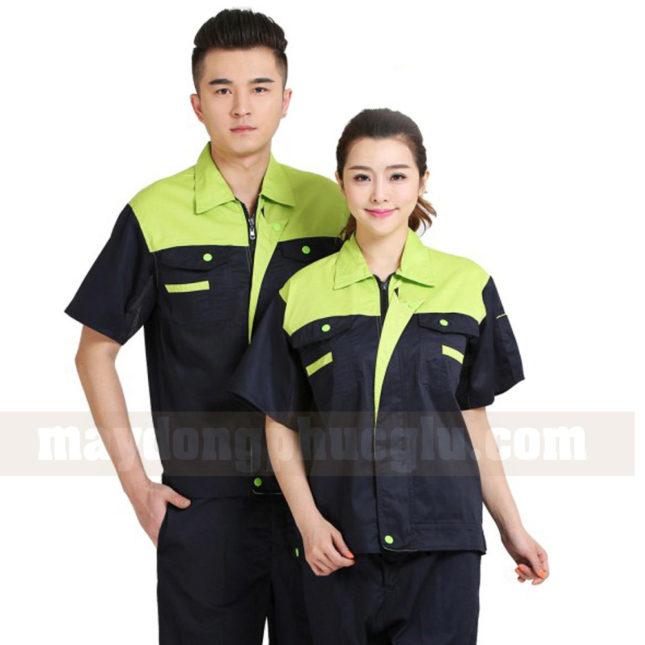 ng Phục Bảo Hộ BH35 đồng phục công nhân xây dựng