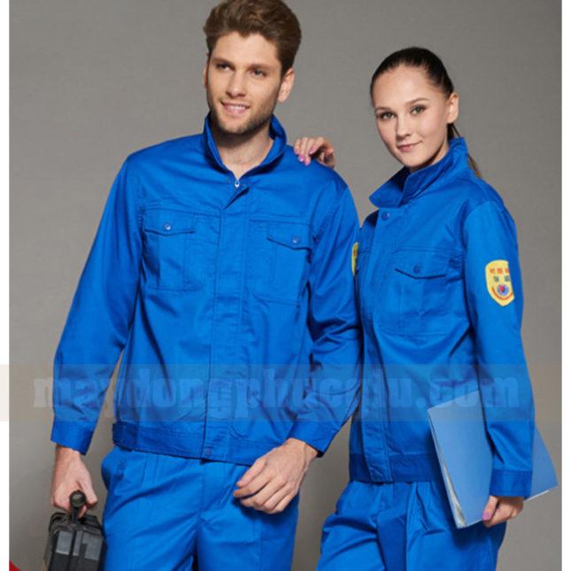 ng Phục Bảo Hộ BH66 đồng phục công nhân xây dựng