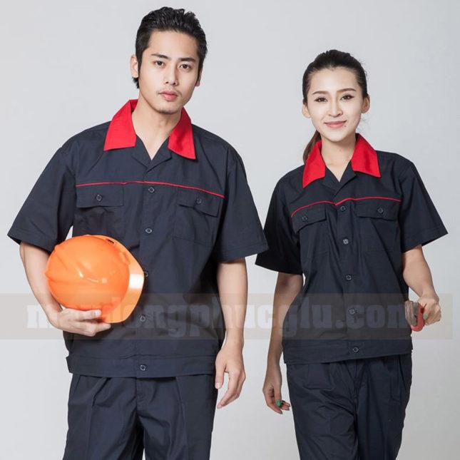 ng Phục Bảo Hộ BH95 đồng phục công nhân xây dựng