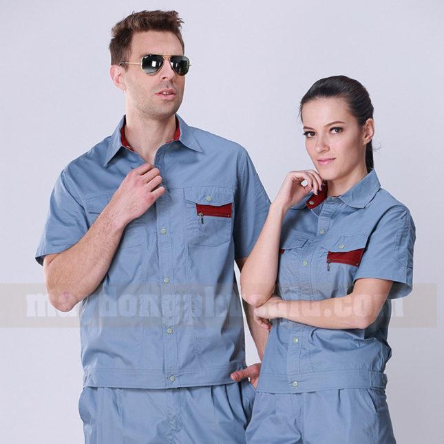 ng Phục Bảo Hộ BHA100 đồng phục công nhân xây dựng