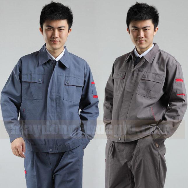 ng Phục Bảo Hộ BHA108 đồng phục công nhân xây dựng