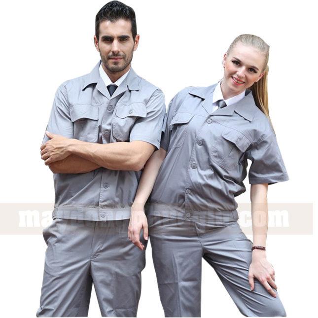 ng Phục Bảo Hộ BHA117 đồng phục công nhân xây dựng