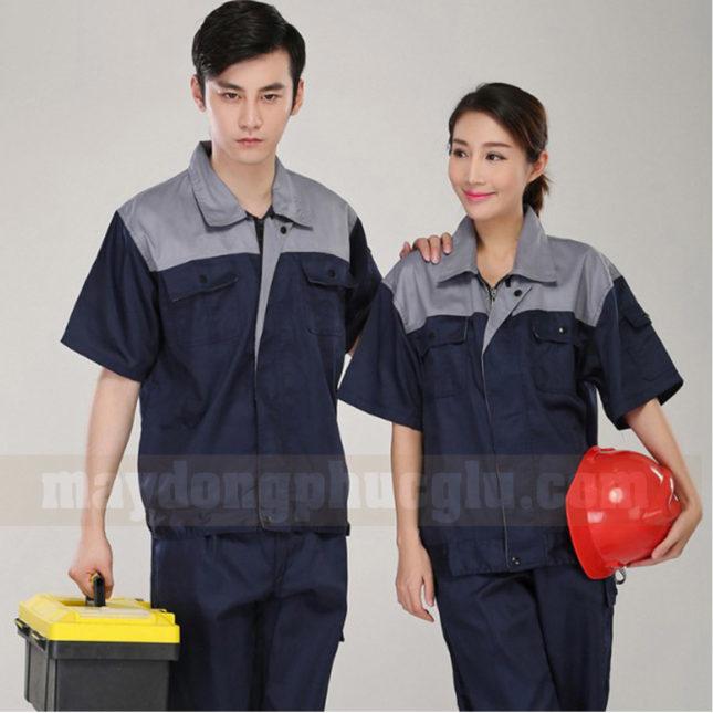 ng Phục Bảo Hộ BHA119 đồng phục công nhân xây dựng