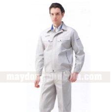 ng Phục Công Nhân CN43 may áo bảo hộ