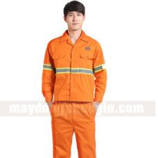 ng Phục Công Nhân CN62 may áo bảo hộ