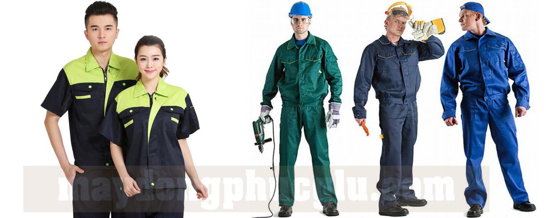 Quần áo công nhân các ngành nghề