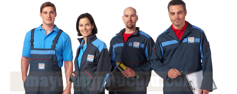 Đồng phục công nhân chất lượng