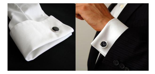 Tay áo French cuff (Cổ tay 2 lớp) - Tay áo kiểu pháp