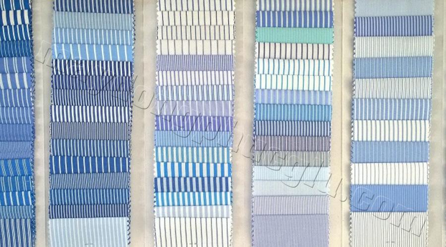 Vải Kate thường sọc với các tông màu được lựa chọn nhiều nhất tại GLU