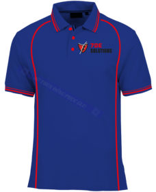 AO THUN 7DE SOLUTION AT01 áo thun đồng phục