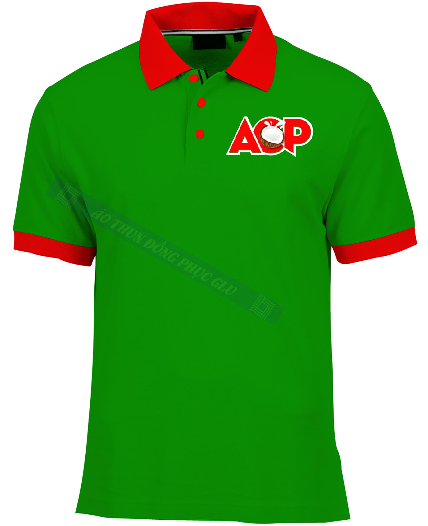 AO THUN ACP AT334 Áo thun công ty