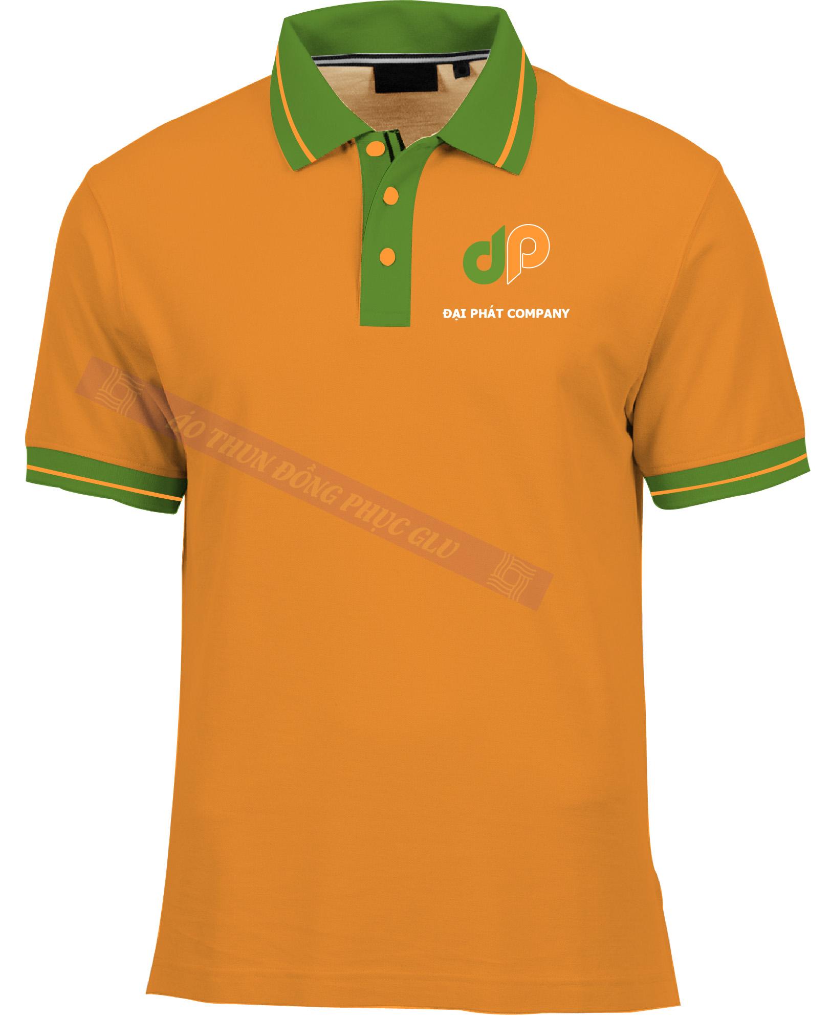 AO THUN DAI PHAT COMPANY AT323 áo thun đồng phục đẹp
