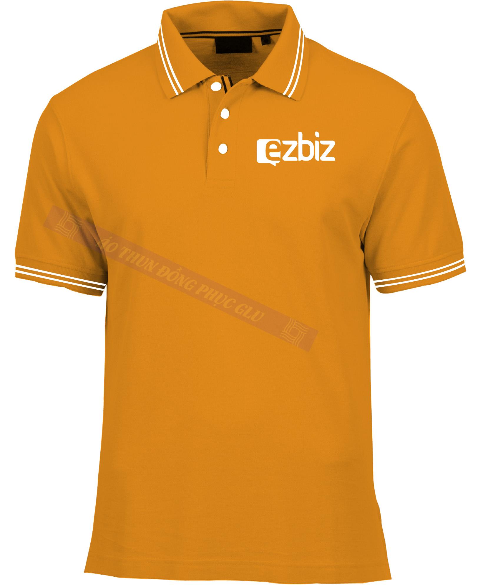 AO THUN EZBIZ AT73 áo thun đồng phục đẹp
