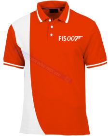 AO THUN FIS007 AT363 áo thun công ty