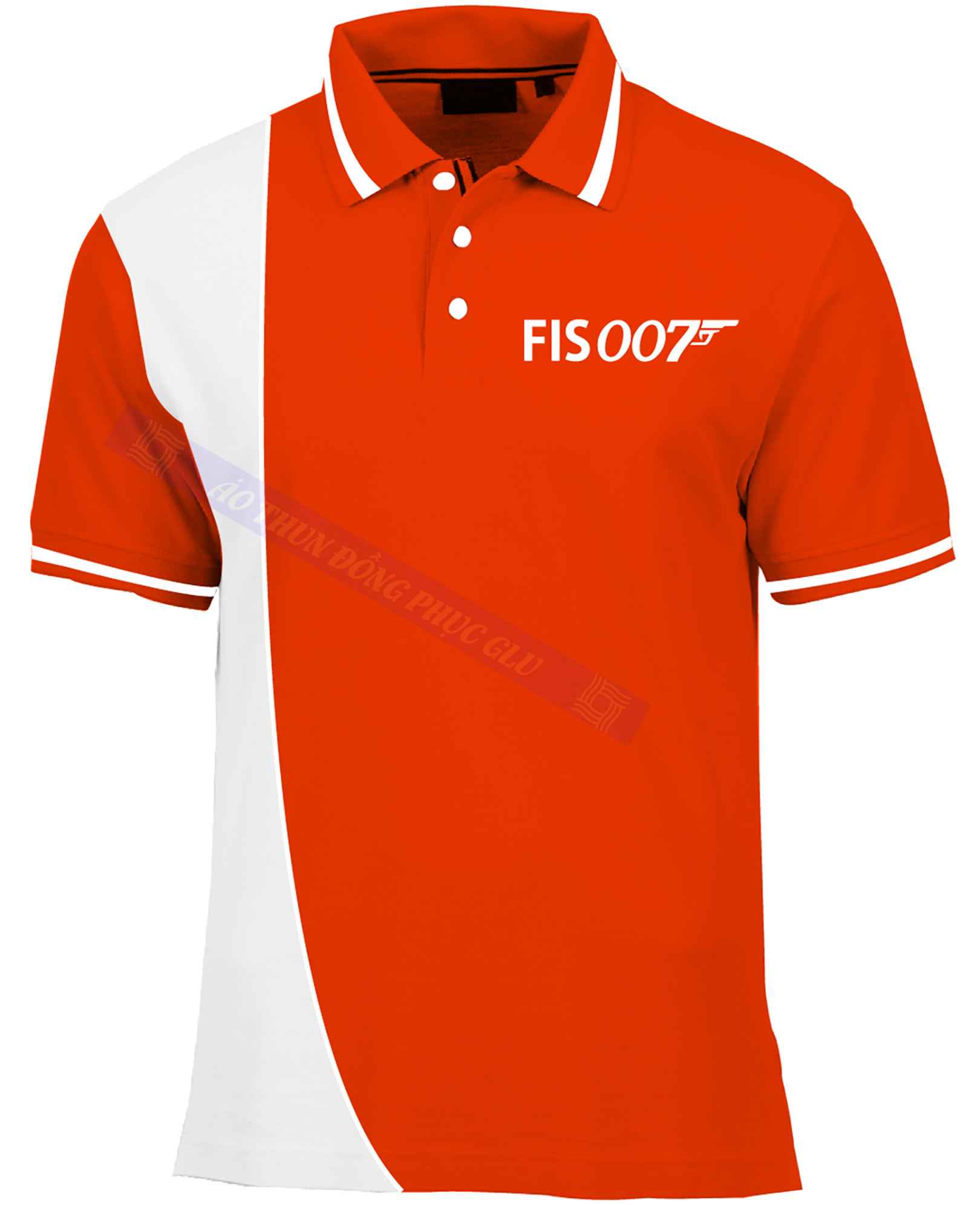 AO THUN FIS007 AT363 áo thun đồng phục đẹp