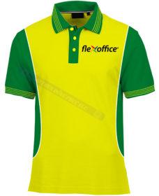 AO THUN FLEX OFFICE AT20 AT365 áo thun đồng phục