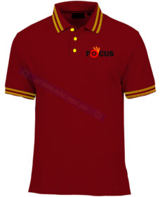 AO THUN FOCUS 2 AT366 áo thun đồng phục