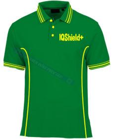 AO THUN IQ SHIELD AT379 áo thun đồng phục