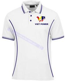 AO THUN VIET POWER AT453 áo thun đồng phục